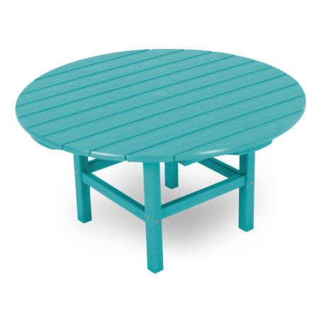 """Round 38"""" Conversation Table by Ivy Terrace in Aruba"""