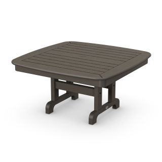 """Nautical 37"""" Conversation Table in Vintage Finish"""
