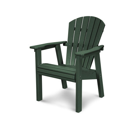 Seashell Casual Chair in Green