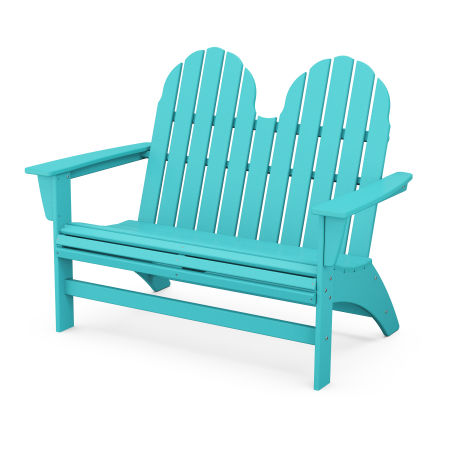 "Vineyard 48"" Adirondack Bench in Aruba"