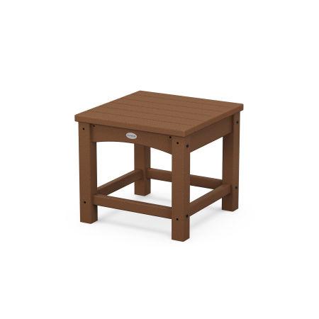 """Club 18"""" Side Table in Teak"""