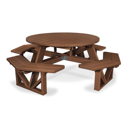 "Park 53"" Octagon Table in Teak"