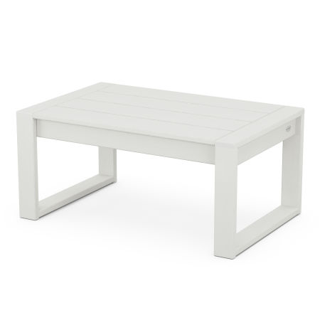 EDGE Coffee Table in Vintage White