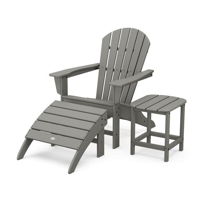South Beach Adirondack 3-Piece Set