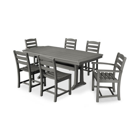 La Casa Café 7 Piece Dining Set