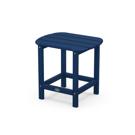"South Beach 18"" Side Table in Navy"