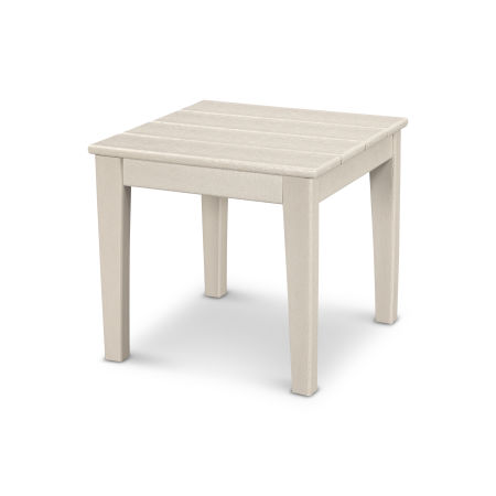 "Newport 18"" End Table in Sand"