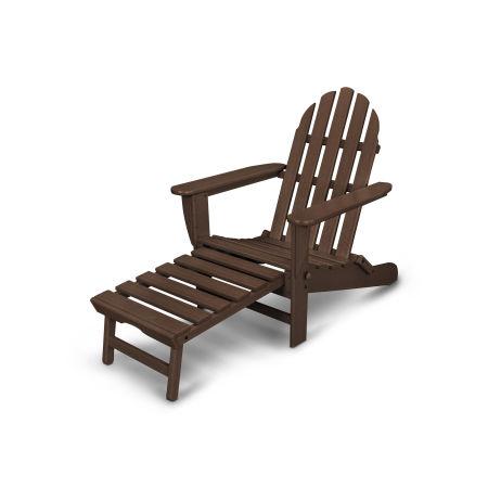 Classics Ultimate Adirondack Chair in Mahogany