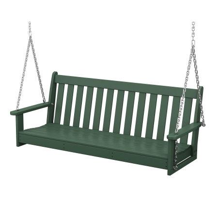 """Vineyard 60"""" Swing in Green"""