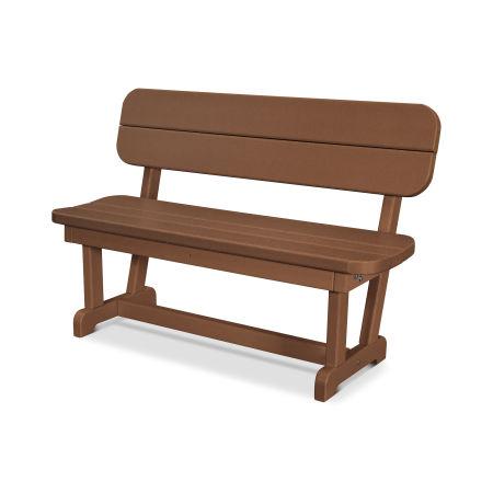 "Park 48"" Bench in Teak"