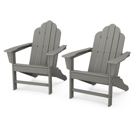 Long Island Adirondack 2-Piece Set