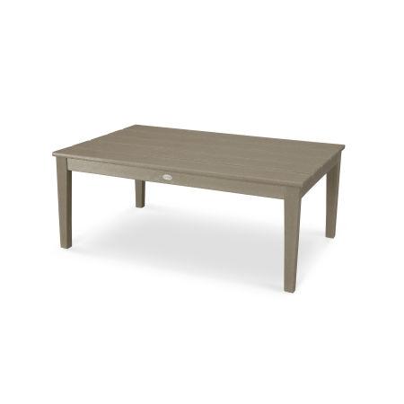 "Newport 28"" x 42"" Coffee Table in Vintage Sahara"