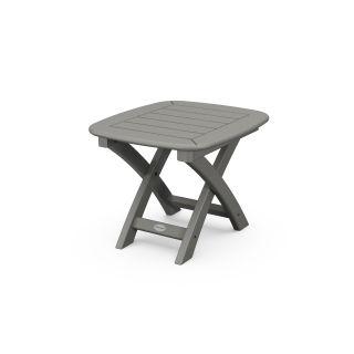 "Nautical 21"" x 18"" Side Table"