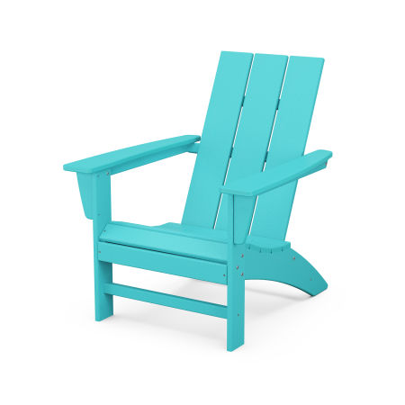 Modern Adirondack Chair in Aruba