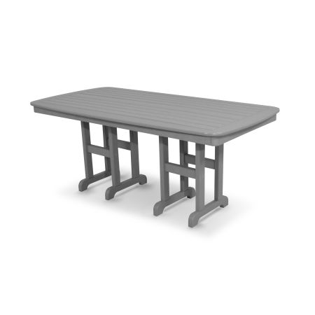 "Classics 37"" x 72"" Dining Table in Slate Grey"