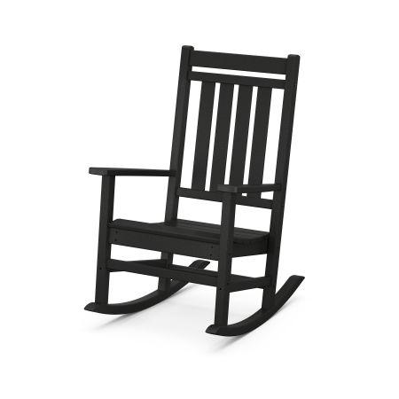 Estate Rocking Chair in Black