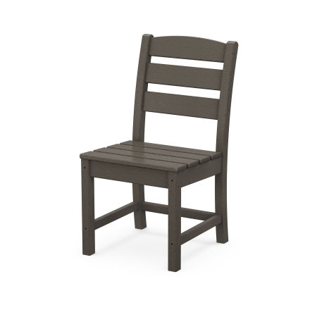 Lakeside Dining Side Chair in Vintage Coffee