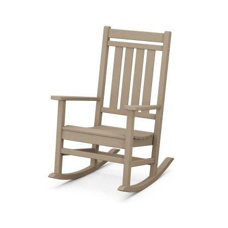 Estate Rocking Chair in Vintage Sahara