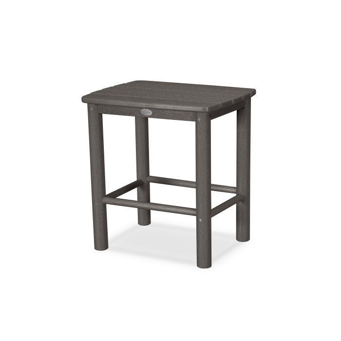 McGavin Side Table in Vintage Finish