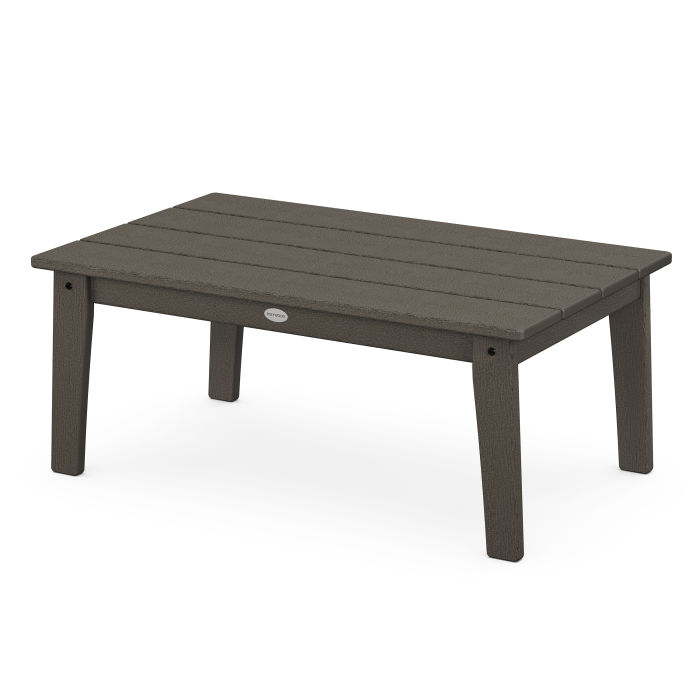 Lakeside Coffee Table in Vintage Finish