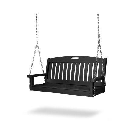 "Nautical 48"" Swing in Black"