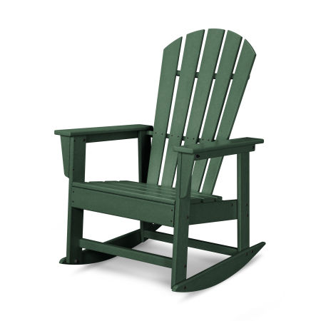South Beach Rocking Chair in Green