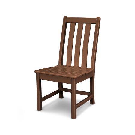 Vineyard Dining Side Chair in Teak