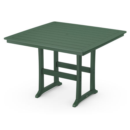 "59"" Bar Table in Green"