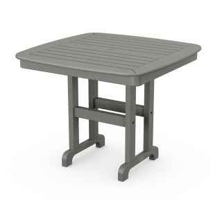 """Nautical 37"""" Dining Table"""