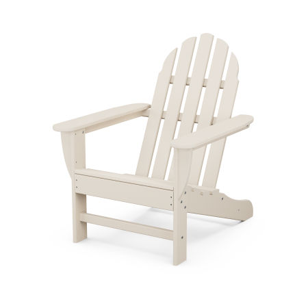 Classic Adirondack Chair in Sand