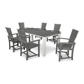 Quattro 7-Piece Dining Set