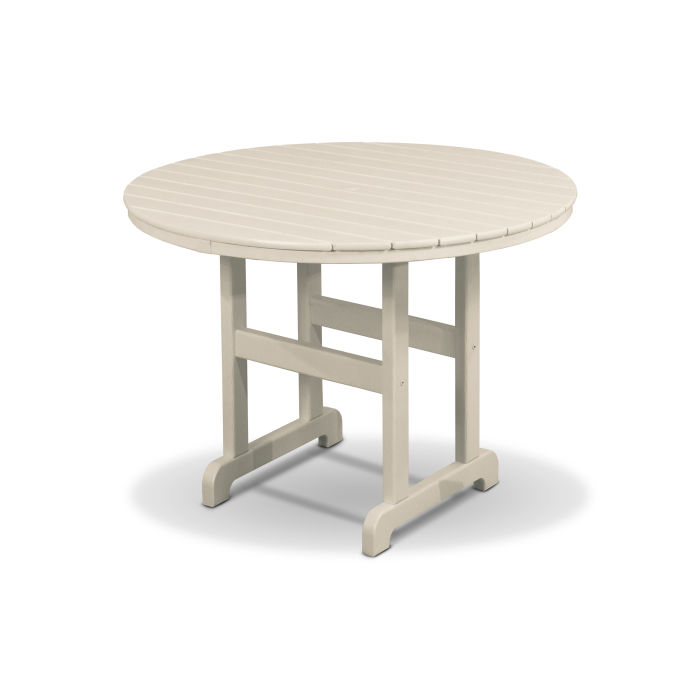 """Monterey Bay Round 36"""" Dining Table"""