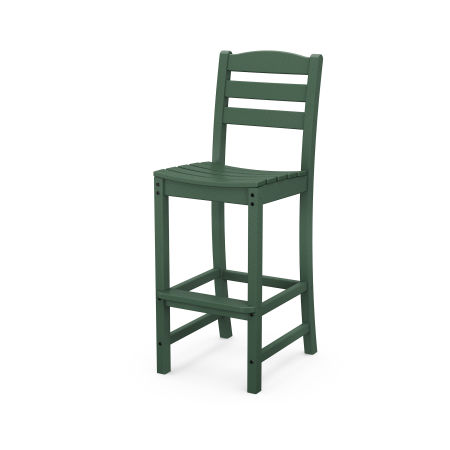 La Casa Café Bar Side Chair in Green