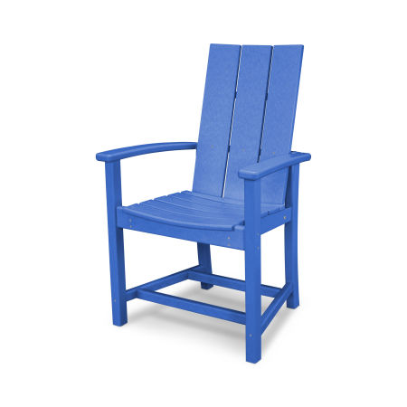MOD Adirondack Dining Chair in Pacific Blue
