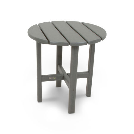 "18"" Round Side Table by Ivy Terrace™"