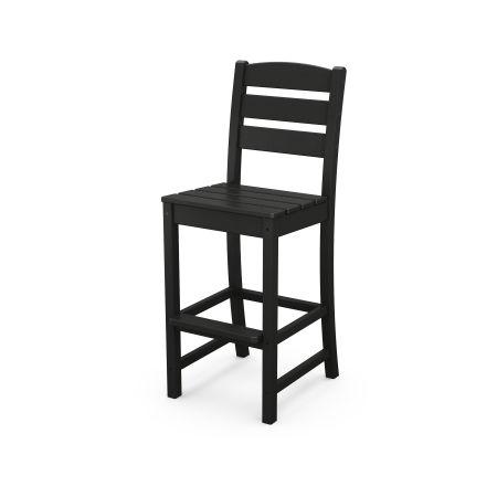 Lakeside Bar Side Chair in Black