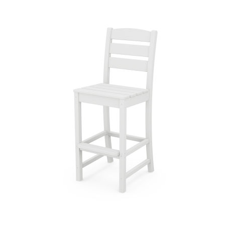 Lakeside Bar Side Chair in White