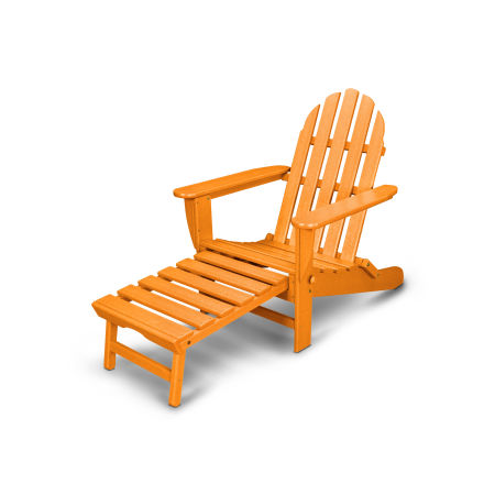 Classics Ultimate Adirondack Chair in Tangerine