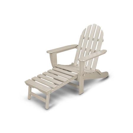 Classics Ultimate Adirondack Chair in Sand
