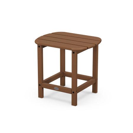 """18"""" Side Table in Teak"""