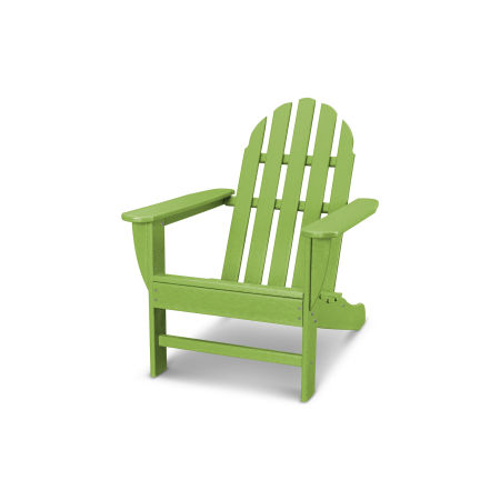 Classics Adirondack Chair in Lime