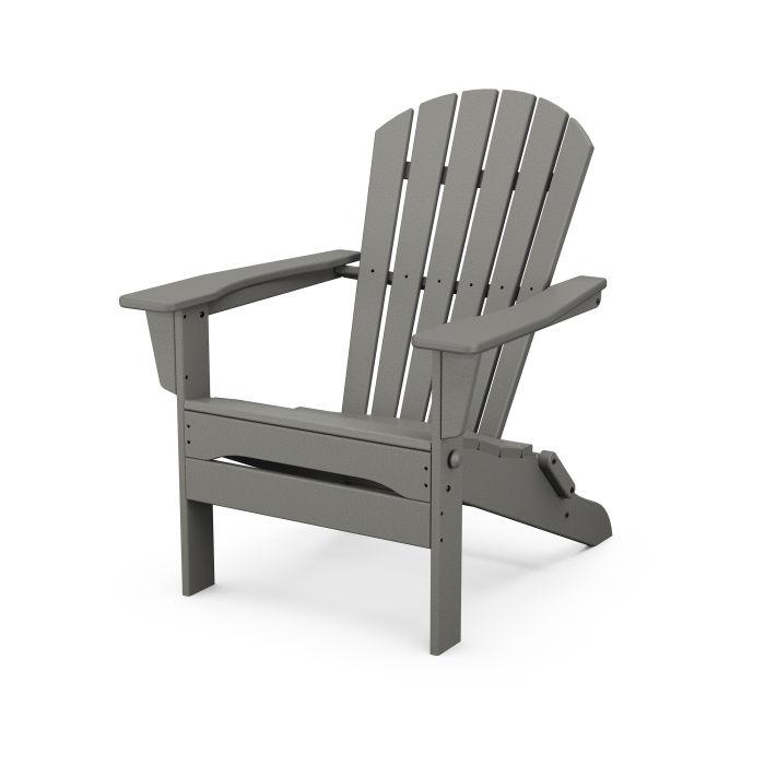 South Beach Folding Adirondack Chair