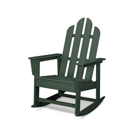 Long Island Rocking Chair in Green