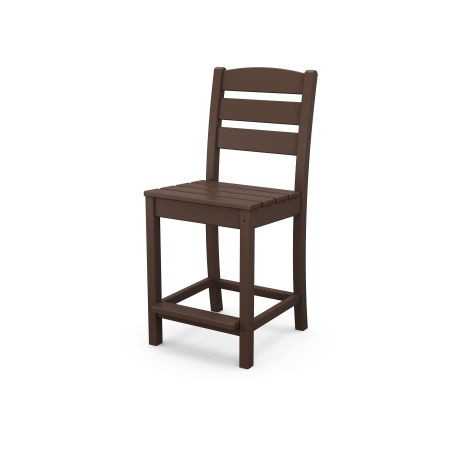 Lakeside Counter Side Chair in Mahogany