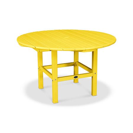 Kids Dining Table in Lemon