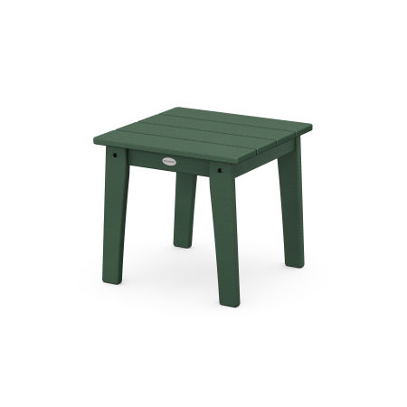 Lakeside End Table in Green