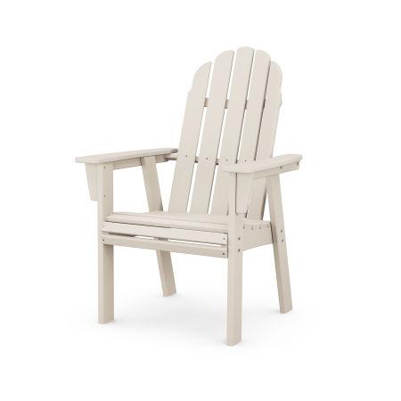 Vineyard Adirondack Dining Chair in Sand