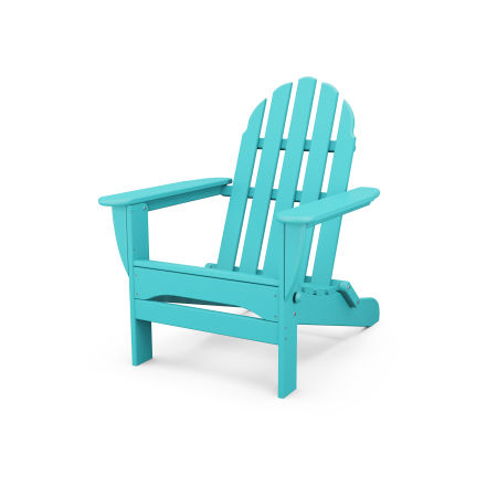 Classic Folding Adirondack in Aruba