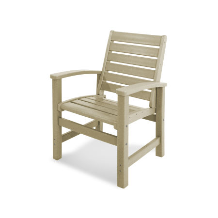 Signature Dining Chair in Sand