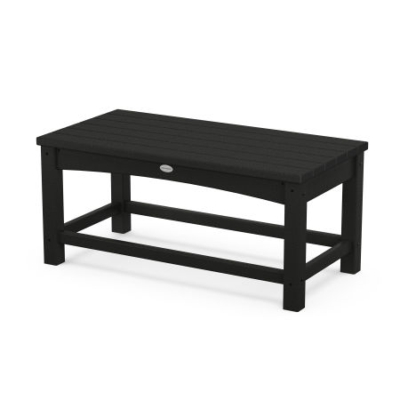 Club Coffee Table in Black